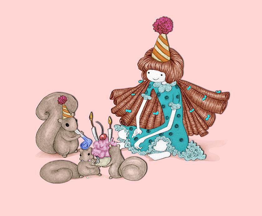squirrel-party